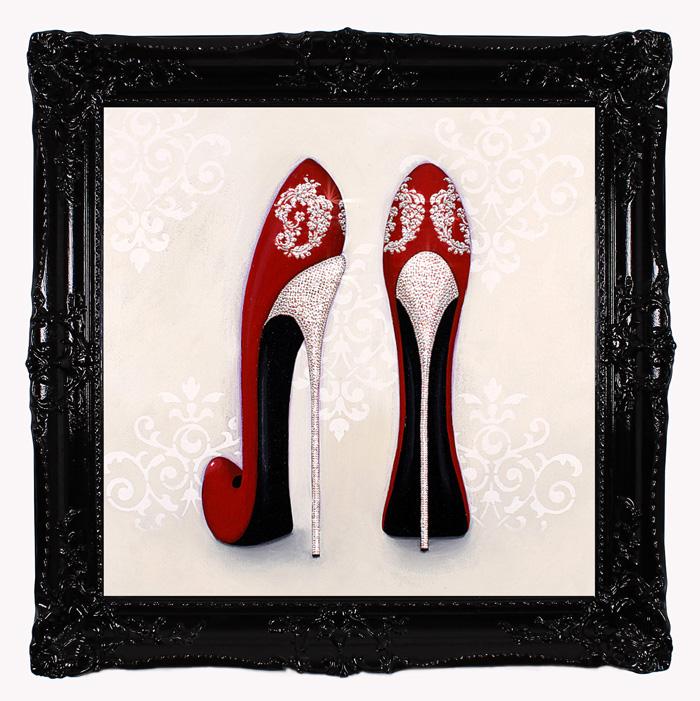Hot-Red-Stilettos-black-frame