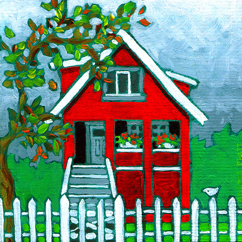 red_house_flickr