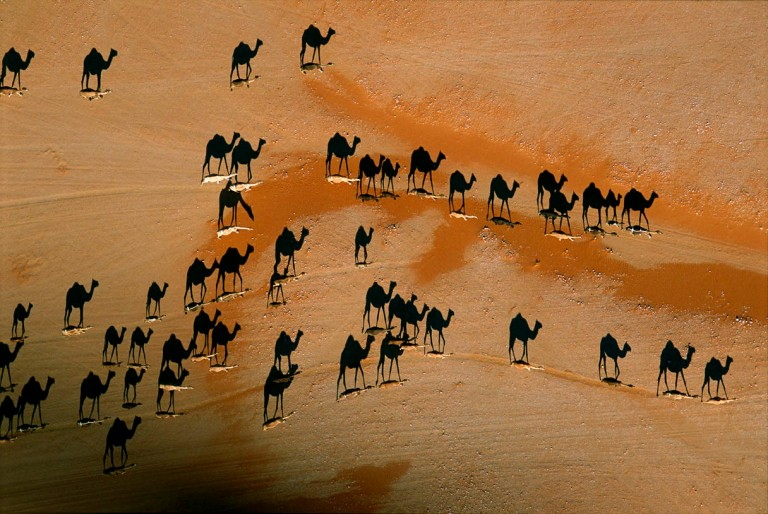 Crossing Arabia's Empty Quarter